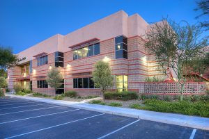 Arrowhead Professional Medical Plaza was leased by Menlo Group