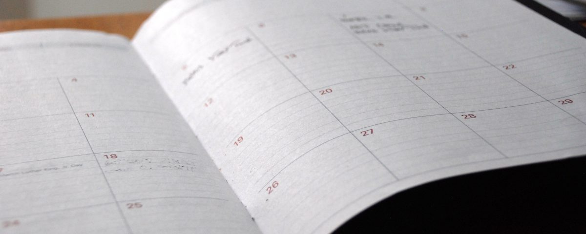 Calendar for lease renewal concessions