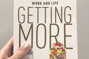 Getting More by Stuart Diamon