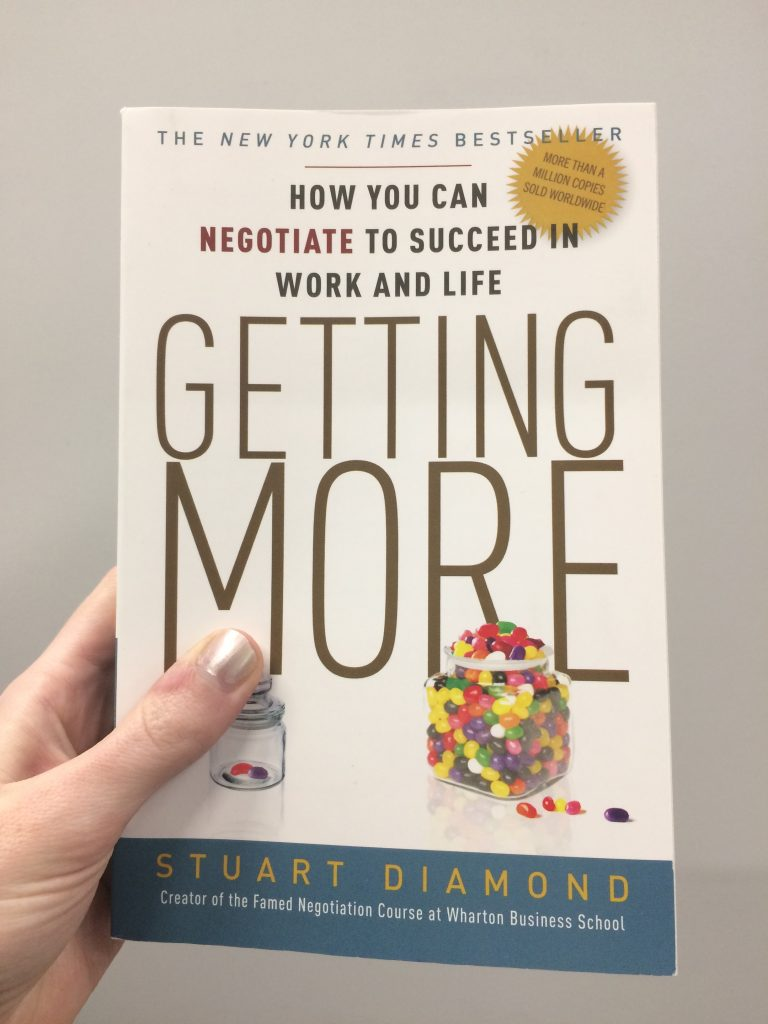 Getting More by Stuart Diamon