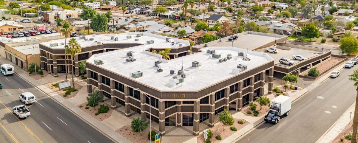 McDowell Professional Plaza in Phoenix
