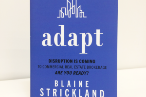 Adapt by Blaine Strickland